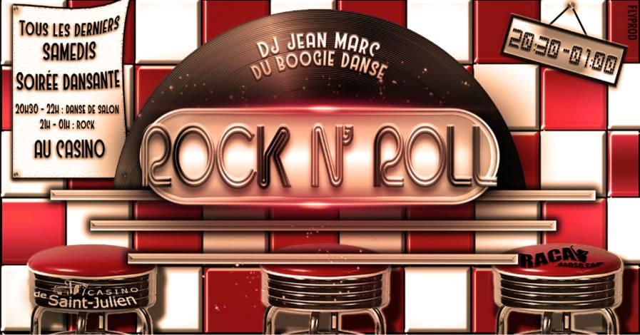 SOIRÉE ROCK  Salon